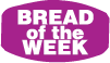 Bread of the Week Labels Silver Foil